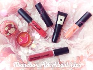 Chu♥~ It's all about lips!