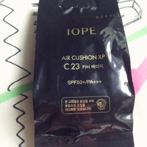 IOPE Air Cushion XP C23 quick review